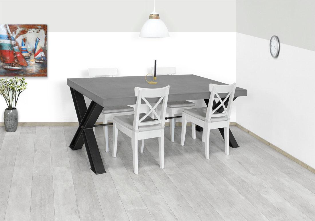 Betonlook tafel Anda