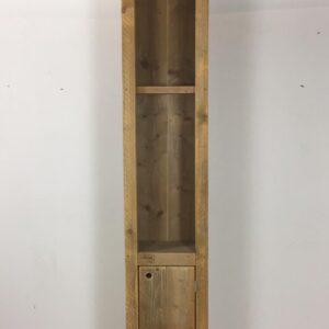 Steigerhouten kast 260 x 40 x 30 (OUTLET)