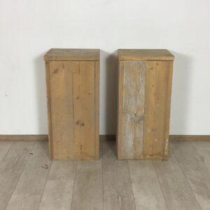Steigerhouten zuilen 40 x 40 x 80 (OUTLET)