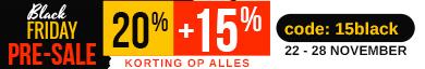 35% korting op steigerhouten meubelen