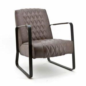 Eleonora fauteuil Caro - Taupe