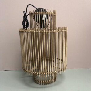Hanglamp rotan rond