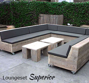 Loungeset superior