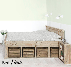 Bed Lima