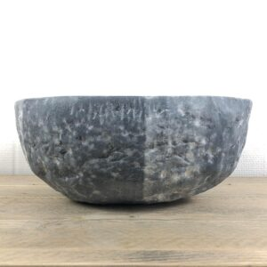 Natuurstenen waskom | W026 | 36 x 30 x 14,5 cm