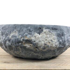 Natuurstenen waskom | W042 | 41,5 x 40,5 x 15,5 cm