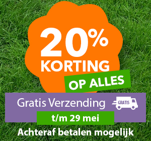 20% korting steigerhouttrend