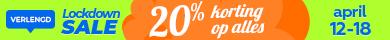 20% Lockdown Sale