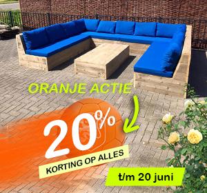 20% Juni Actie
