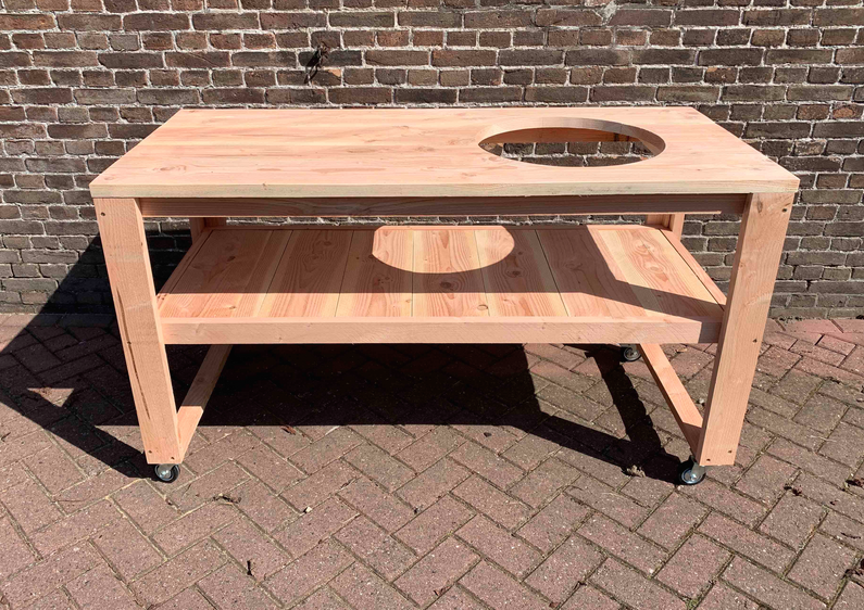 Douglas houten barbecue ombouw Afton